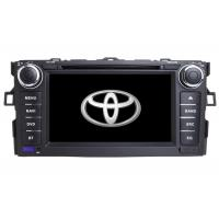 China Toyota Corolla 2012 Android 9.0 2 Din Car Stereo Multimedia Player Support android and iphone mirrorlink TYT-7108GDA on sale