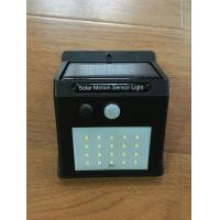 China CDS Night Solar Garden Security Lights , Solar Powered Security Light With Motion Sensor on sale