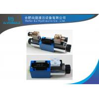 Quality 4WE Series Solenoid Hydraulic Directional Valve For Replacing Rexroth Valve wholesale