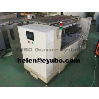 YUBO New Design The latest technology Plating Line for Gravure Cylinder