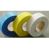 China prevent wall cracks Fibre Glass Self Adhesive Tape on sale
