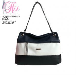 Quality Top Selling cross ring handle Women Handbag PU Ladies Shoulder Bag wholesale