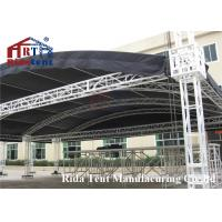 Buy cheap Portable Aluminum Stage Light Truss , Circle Roof Truss For Concert Event from wholesalers