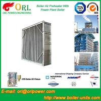 Quality Water Heat CFB Boiler APH Steam Air Preheater In Cement Plant , Tubular AirPreHeater wholesale