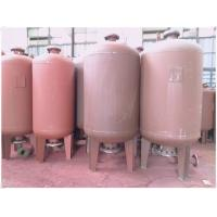 Quality Fire Fighting Diaphragm Pressure Water Storage Tanks 80 Degree Operating Temperature wholesale