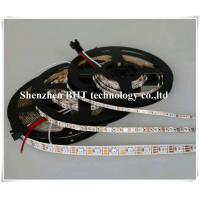 Quality Waterproof Led Strip Lights Self Adhesive , Flexible Rgb Led Strip DC 12V wholesale
