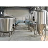 Cheap 10BBL Stainless Steel Beer Fermentation Tank Ss 316 3000l Conical Lager Large for sale