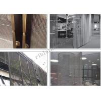 Quality 0.5mm Rod Diameter Stainless Steel Decorative Wire Rope Mesh for Office Buildings wholesale