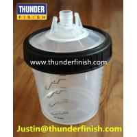 Buy cheap PPS cups for spray gun from wholesalers
