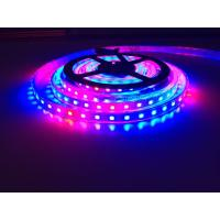 China APA102 dmx led strip, 60LEDs/m WS2812b ws2813 5050 led strip on sale