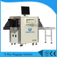 Quality High Load Airport Luggage Scanner , 5030C Baggage X Ray Machine Adjustable Conveyor Speed wholesale