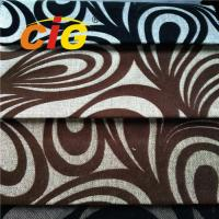 Buy cheap 100% Polyester Colorful Sofa Upholstery Chenille Fabric Fashion Design With much from wholesalers