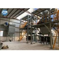 China Ceramic Tile Adhesive Dry Mix Mortar Production Line With Environmental Protection on sale