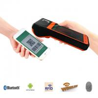 Quality All in One POS Terminal Touch Screen Cash Register with Thermal Printer Android 6.0 FP09 wholesale