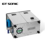 LED Display Metal Parts Ultrasonic Cleaner 6L 40kHz 150 Watt High Frequency