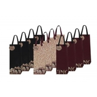 Buy cheap Customized wine bag by material, printing, size from wholesalers