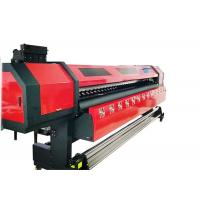Quality Eco-solvent Printing Machine With DX5 DX7 Printhead Indoor And Outdoor Advertising wholesale