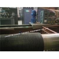 Quality A106GrB OD219.1mm Carbon Steel Finned Tubes , Low Fin Tube Pipe Rolling wholesale
