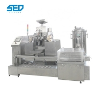 China Fully Automatic 2ml 17kw Soft Gelatin Capsule Filling Machine on sale