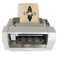 Cheap High Precision Sheet Fed Label Cutter , Small Size Label Cutting Machine VCT - LCS for sale
