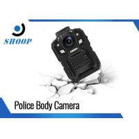 Portable Police Wearing Body Cameras , High Resolution Police Wearable Camera
