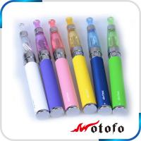 Cheap Hot selling electronic cigarette starter kit ego ce4 with various color and high for sale