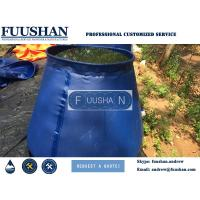 China FUUSHAN Onion Plastic Tank for Fire Fighting in Site on sale