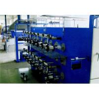 Buy cheap 40H/6 Copper / CCA Wire Annealing Machine Continuously Soften And Tinning from wholesalers
