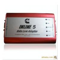 Quality Cummins Inline 5 Data Link Adapter Heavy Duty Truck Diagnostic Scanner wholesale
