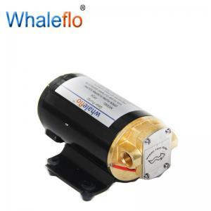 China 12V 24V DC Oil Diesel Transfer Gear Pump on sale