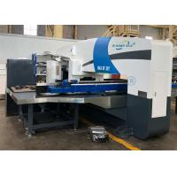 Cheap Cabinet Industry CNC Turret Punching Machine 20 Ton 1250×5000 Working Table for sale
