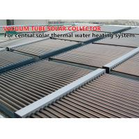 Quality Household Solar Water Heater Evacuated Tube Collector 25-50 T / 58X1800 wholesale
