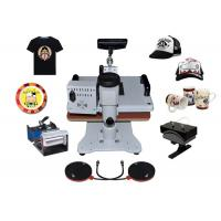 Quality 8 in 1 Professional Digital Transfer Sublimation Heat Press Machine Hat / Plate / Cap wholesale