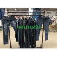 Quality Mixed Size Used Summer Clothes Second Hand Ladies Jeans Pant For Female wholesale