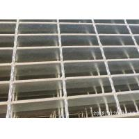Quality High Strength Flat Bar Steel Grate Drain Cover Hot Dip Galvanized Surface wholesale