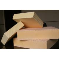 China Indoor / Outdoor Phenolic Foam Insulation Board 20mm - 100mm Wall Insulating Panels on sale