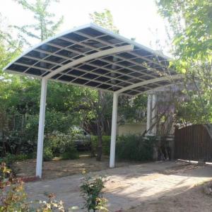 Quality aluminium frame car parking awnings sun canopy strong aluminium carport wholesale