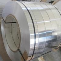 Quality 1060 1070 Anodized Aluminum Sheet / Aluminum Strip Coil For Transformer Winding wholesale