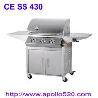 Quality 3Burner Gas Grills Stainless wholesale