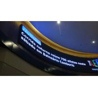 Indoor P3 Flexible Led Screens Wireless / Bluetooth Control With RoHS