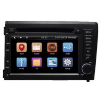Cheap 7 Inch 2-DIN CAR DVD PLAYER WITH GPS FOR VOLVO S60 / V70 2001-2004 with GPS Navigation TV Radio RDS Bluetooth for sale