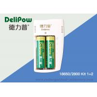 Customized Rechargeable Battery Kit For 18650 Lithium Battery