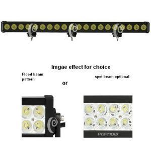 Quality Long Cree Cree LED Light Bars 260W 43.5 Inch Flood Beam Light Bar wholesale