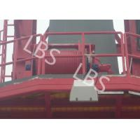 Quality Heavy Offshore MarineTower Crane Winch For Mobile Cranes , Crawler Cranes wholesale