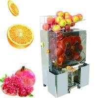China Fresh Fruit And Vegetable Industrial Automatic Orange Juicer Machine For Hotel on sale