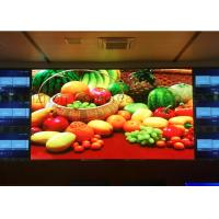 Cheap Intelligent Control SMD LED Display / Advertising Led Display Customized Size for sale
