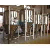 Cheap beer brewing equipment/dimple plate jacketed beer fermenter, bright beer tank for sale
