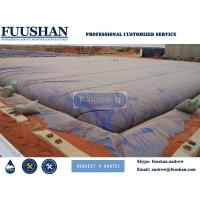China Fuushan 2000 L Plastic Coated Fabric Pillow Water Tanks on sale