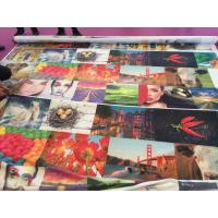 Cheap 100% Polyster Digital Printing Fabric Tatting Weave Sublimation Coating for sale