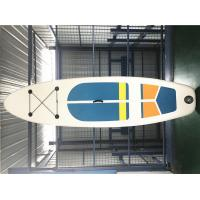 China Two Layers Soft Stand Up Paddle Board , Inflatable Board Paddle With Drop Stitch Material on sale